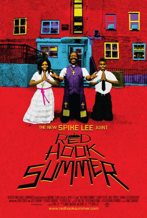 постер Лето в Ред Хук,Red Hook Summer
