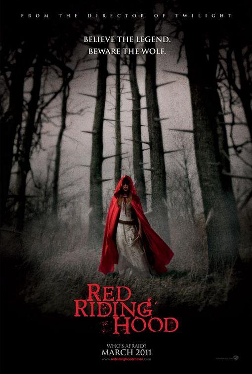 постер Красная шапочка,Red Riding Hood