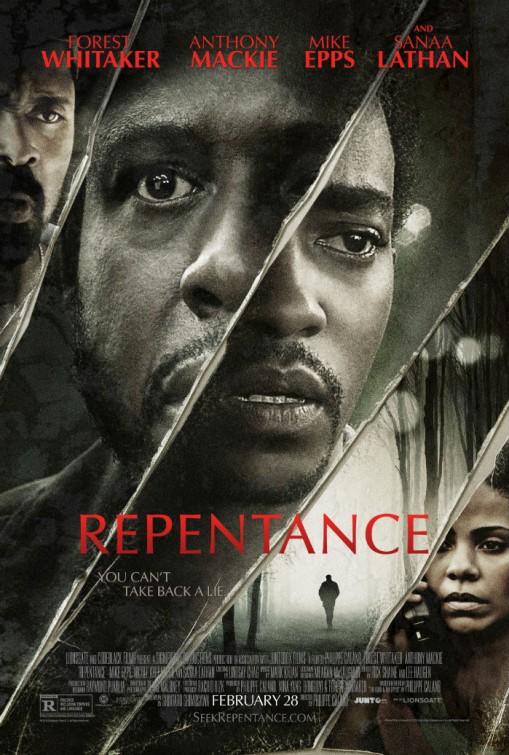 постер Випака,Repentance