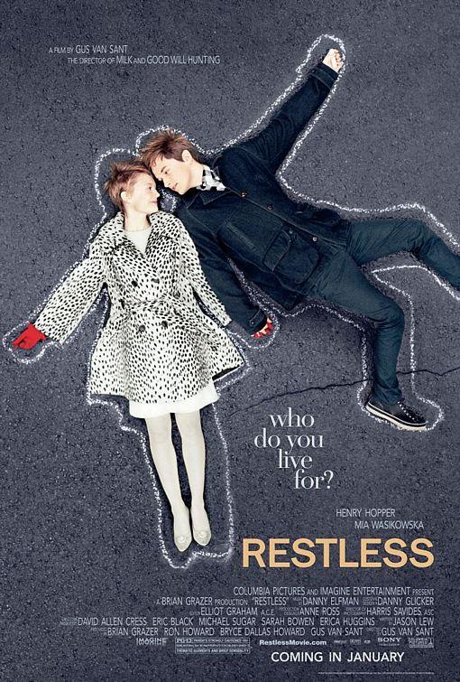 постер Не сдавайся,Restless
