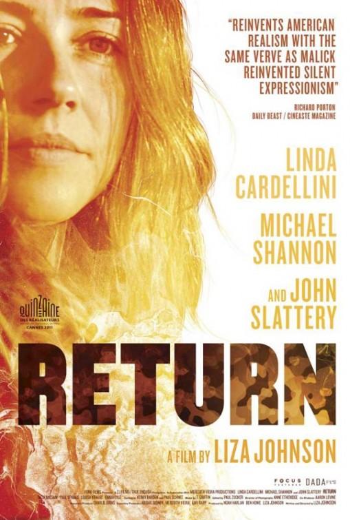 постер Возвращение,Return (2012)