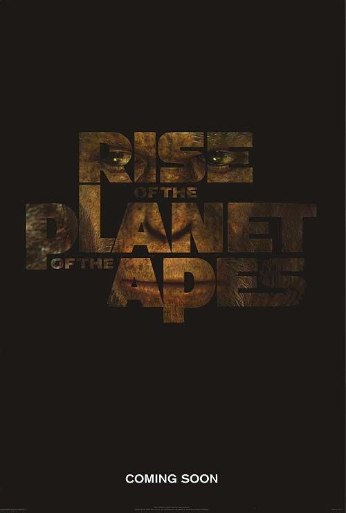 постер Восстание планеты обезьян,Rise of the Planet of the Apes