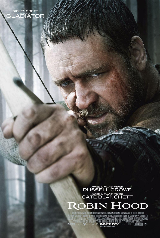 постер робин гуд, robin hood