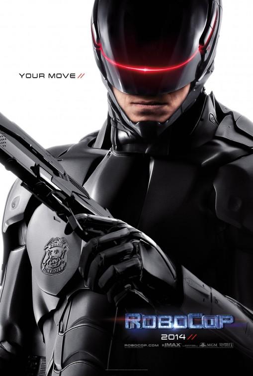 постер РобоКоп,RoboCop (2013)