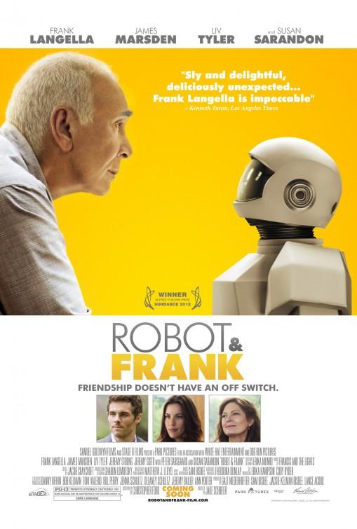 постер Робот и Фрэнк,Robot and Frank