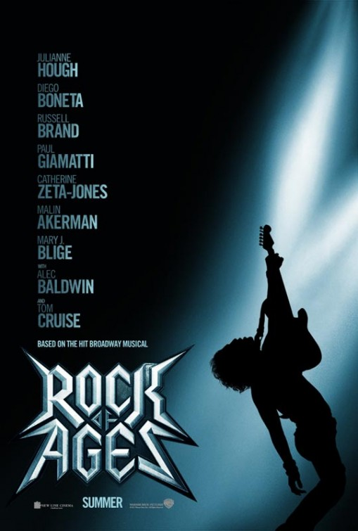 Рок на века / Rock of Ages (Трейлер, 2012)