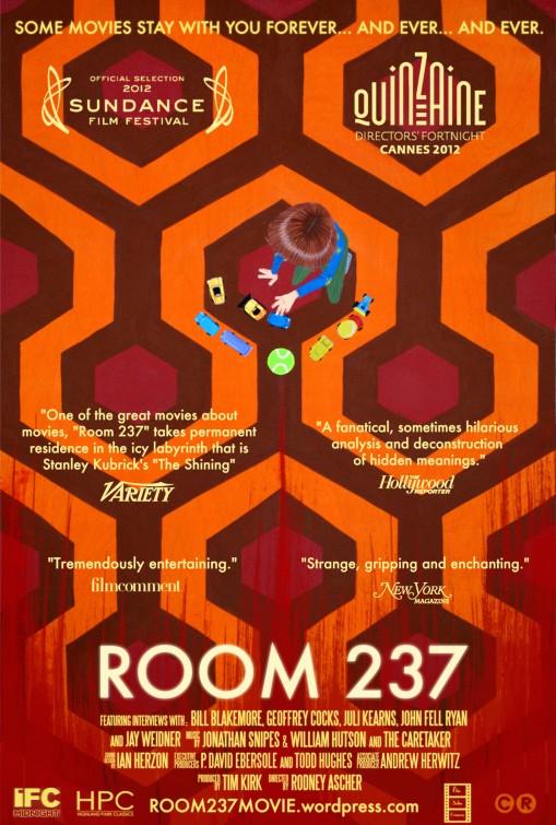 постер Комната 237,Room 237