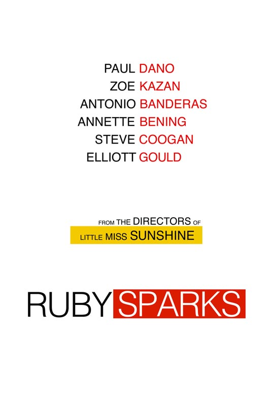 постер Руби Спаркс,Ruby Sparks