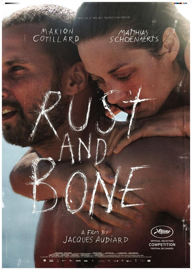постер Ржавчина и кость,Rust & Bone