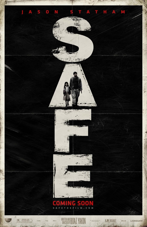 постер Защитник,Safe