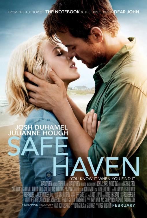 постер Тихая гавань,Safe Haven