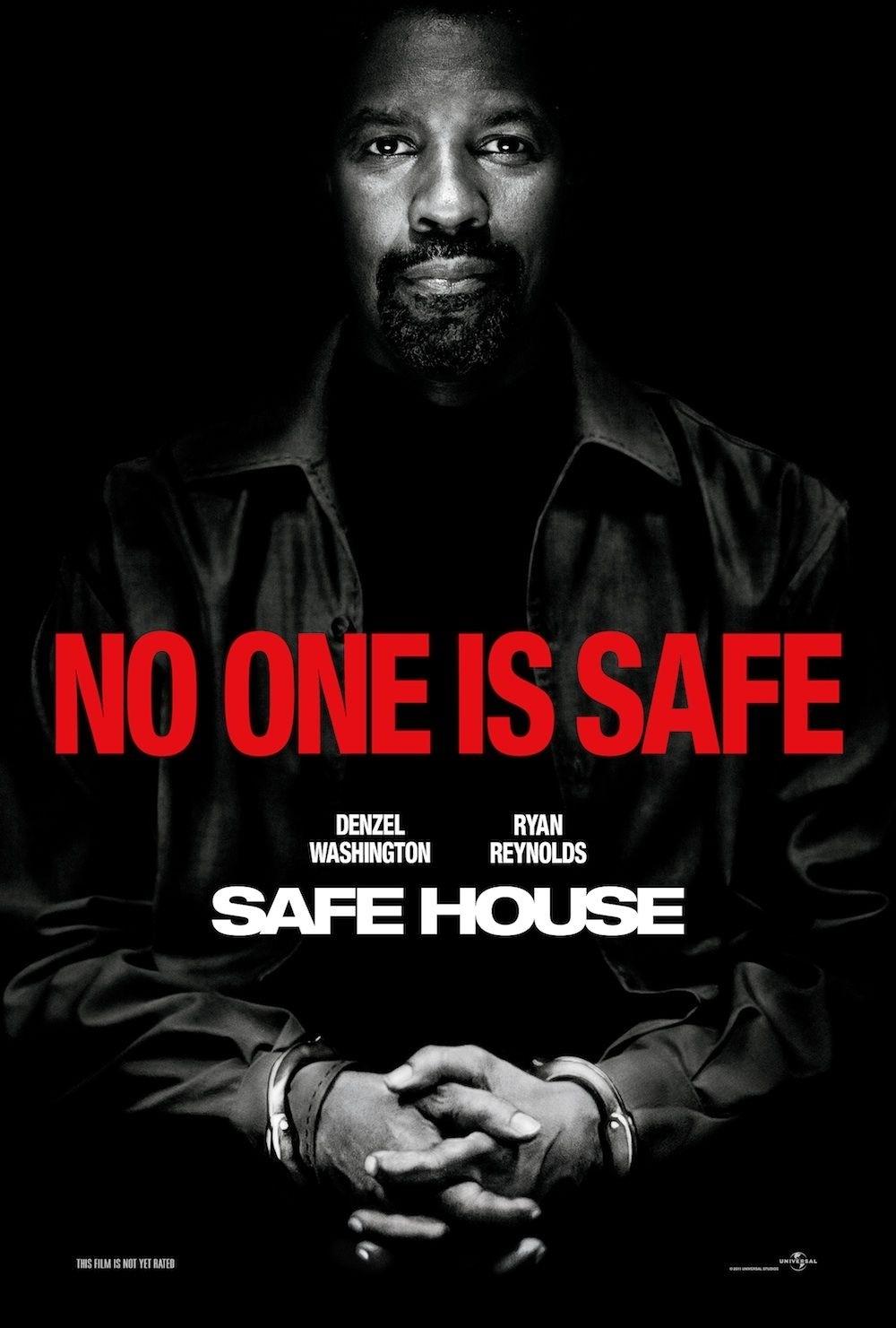 постер Код доступа «Кейптаун»,Safe House