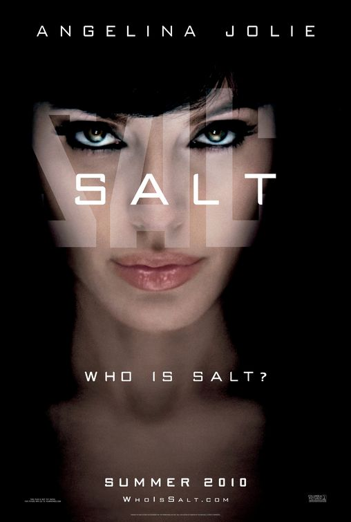постер Солт,Salt
