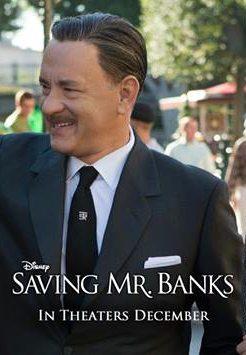 постер Спасти мистера Бэнкса,Saving Mr. Banks