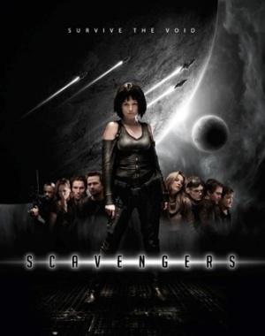 постер Стервятники,Scavengers