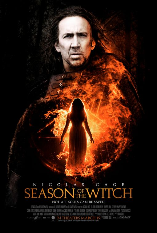 постер Время ведьм,Season of the Witch