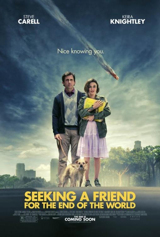постер Ищу друга на конец света,Seeking a Friend for the End of the World