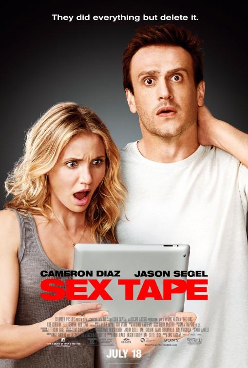 постер Домашнее видео,Sex Tape