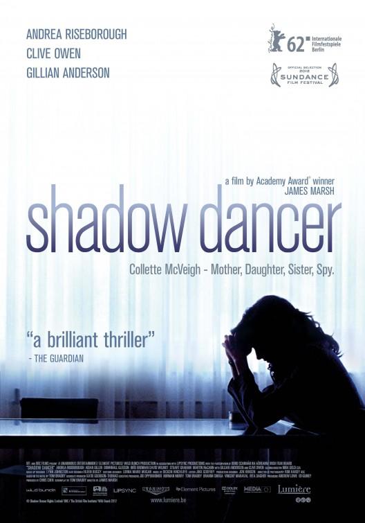 постер Тайный игрок,Shadow Dancer