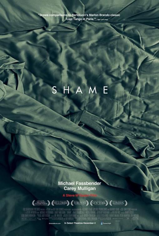 постер Стыд,Shame