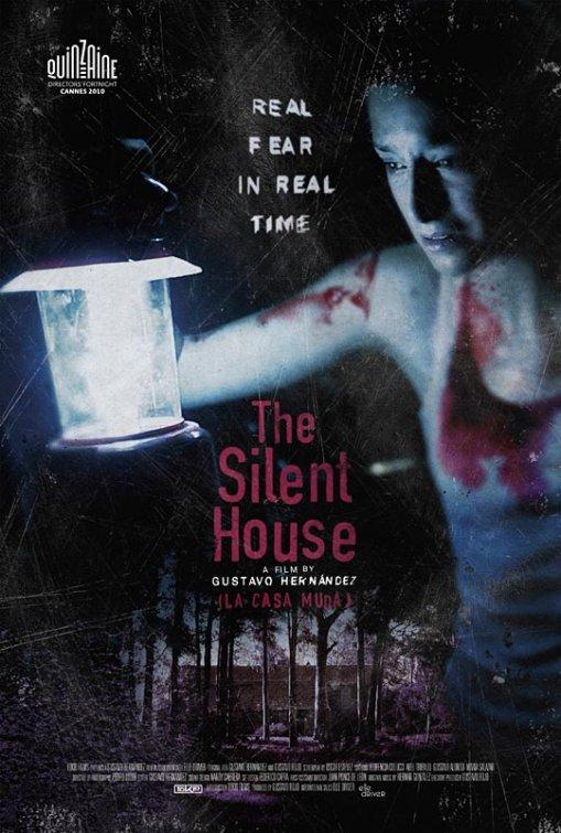 постер Тихий дом,Silent House