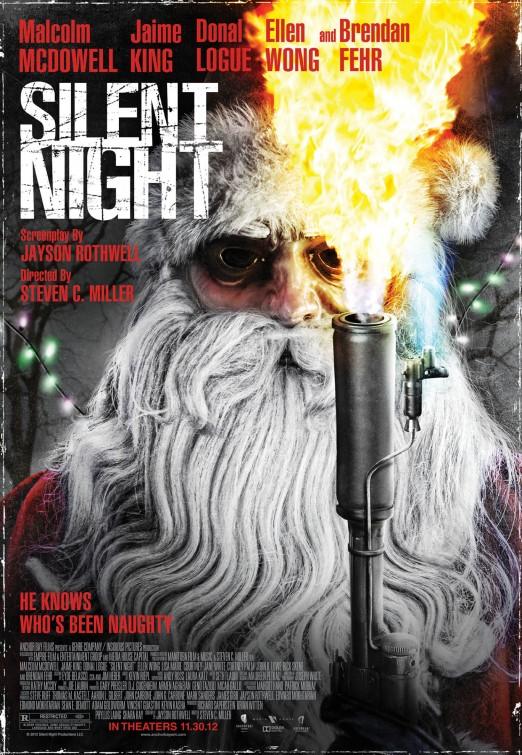 постер Безмолвная ночь,Silent Night