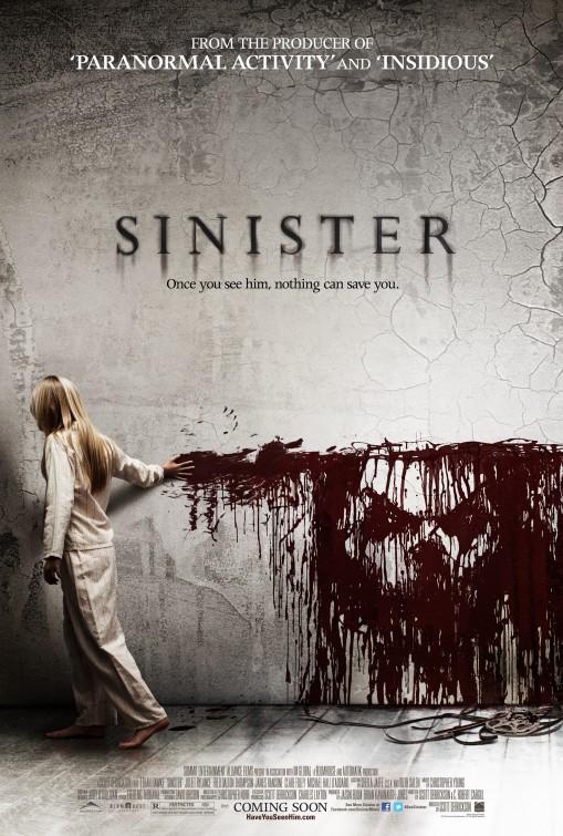 постер Синистер,Sinister