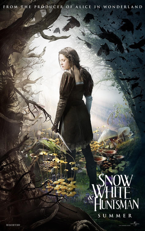 постер Белоснежка и охотник,Snow White and the Huntsman
