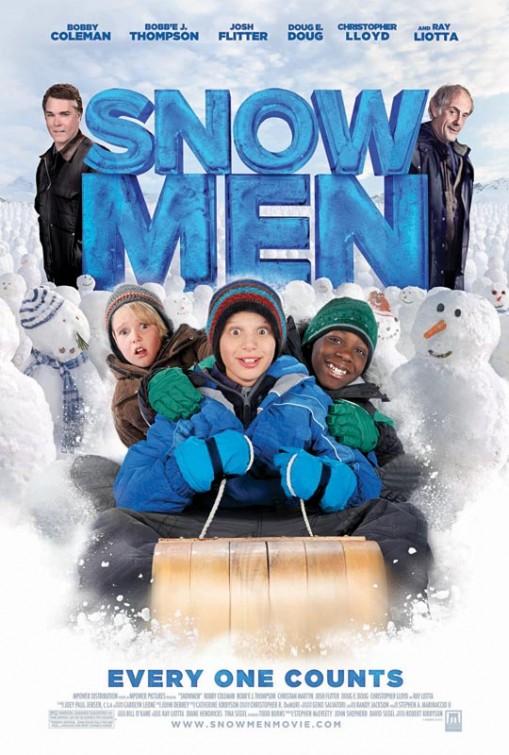 постер Снеговик,Snowmen
