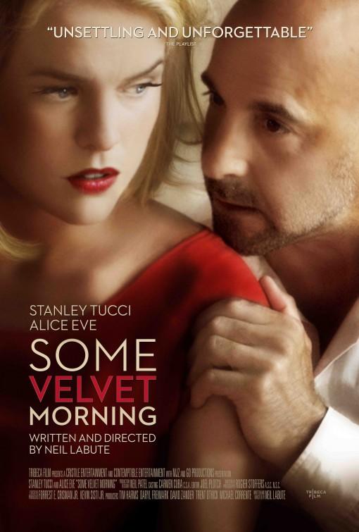 постер Бархатное утро,Some Velvet Morning