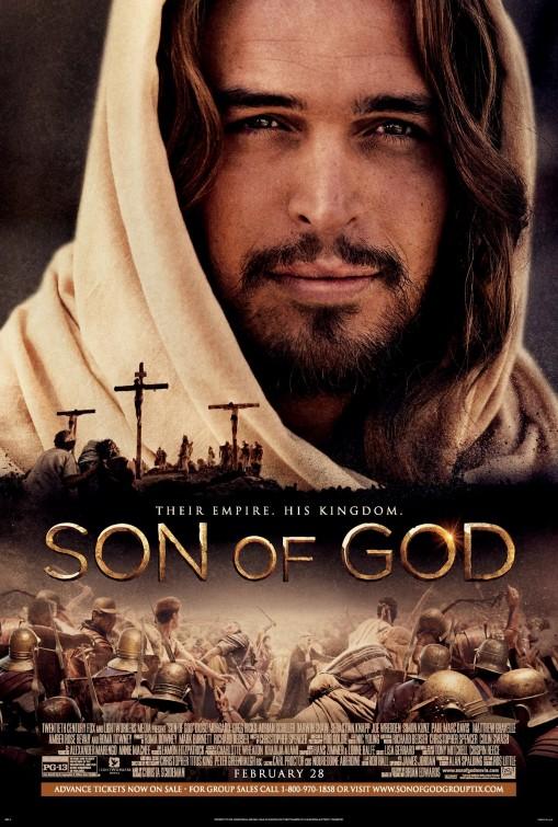 постер Сын Божий,Son of God