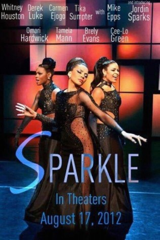 постер Спаркл,Sparkle