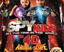 Дети шпионов 4 (Spy Kids: All the Time in the World)