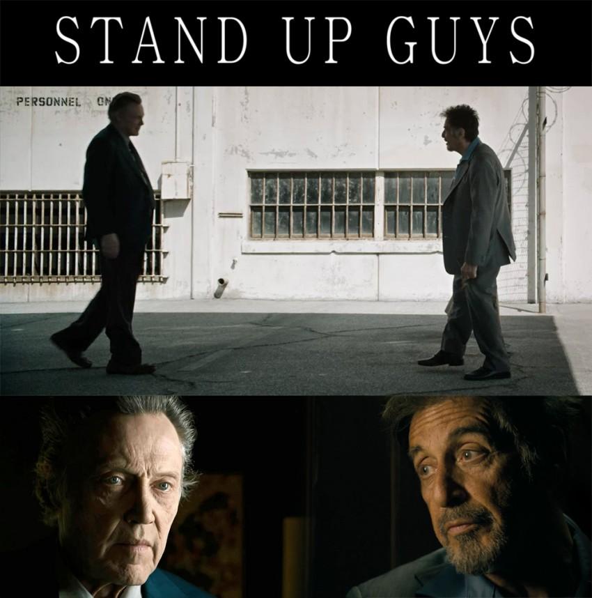 постер Реальные парни,Stand Up Guys