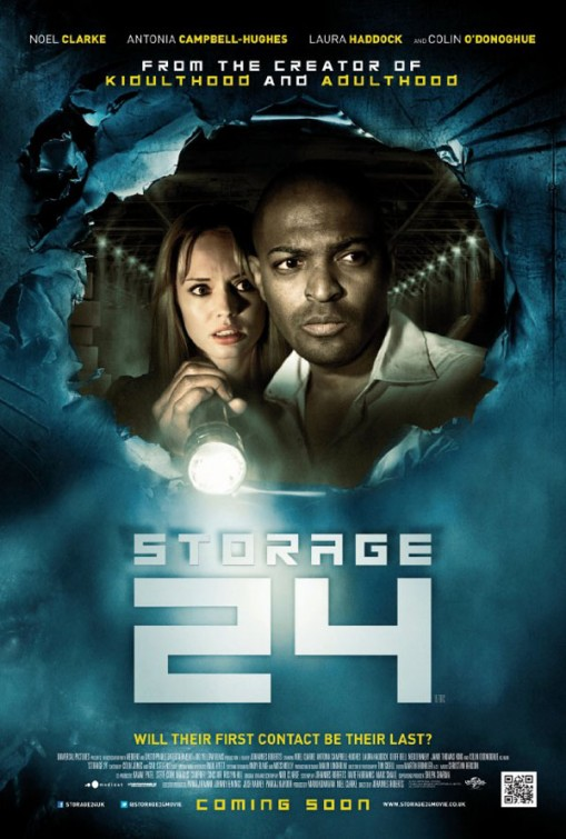 постер Хранилище 24,Storage 24