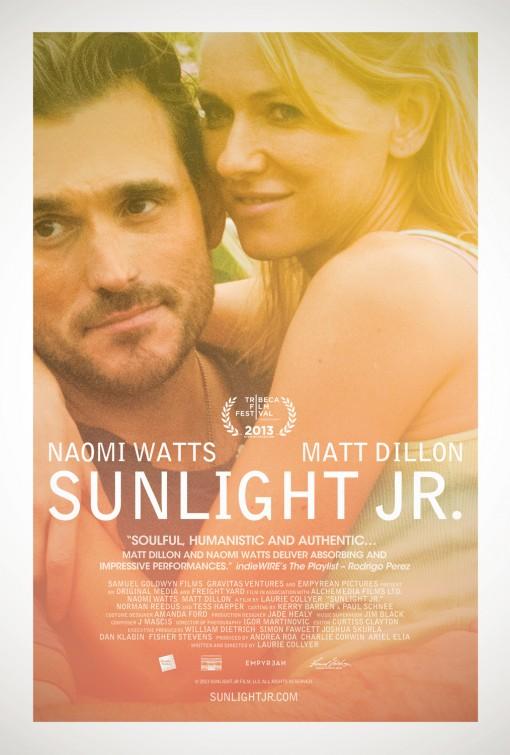 постер Луч света младший,Sunlight Jr.