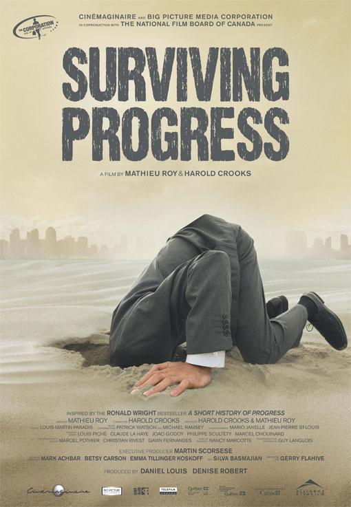 постер Обратная сторона прогресса,Surviving Progress