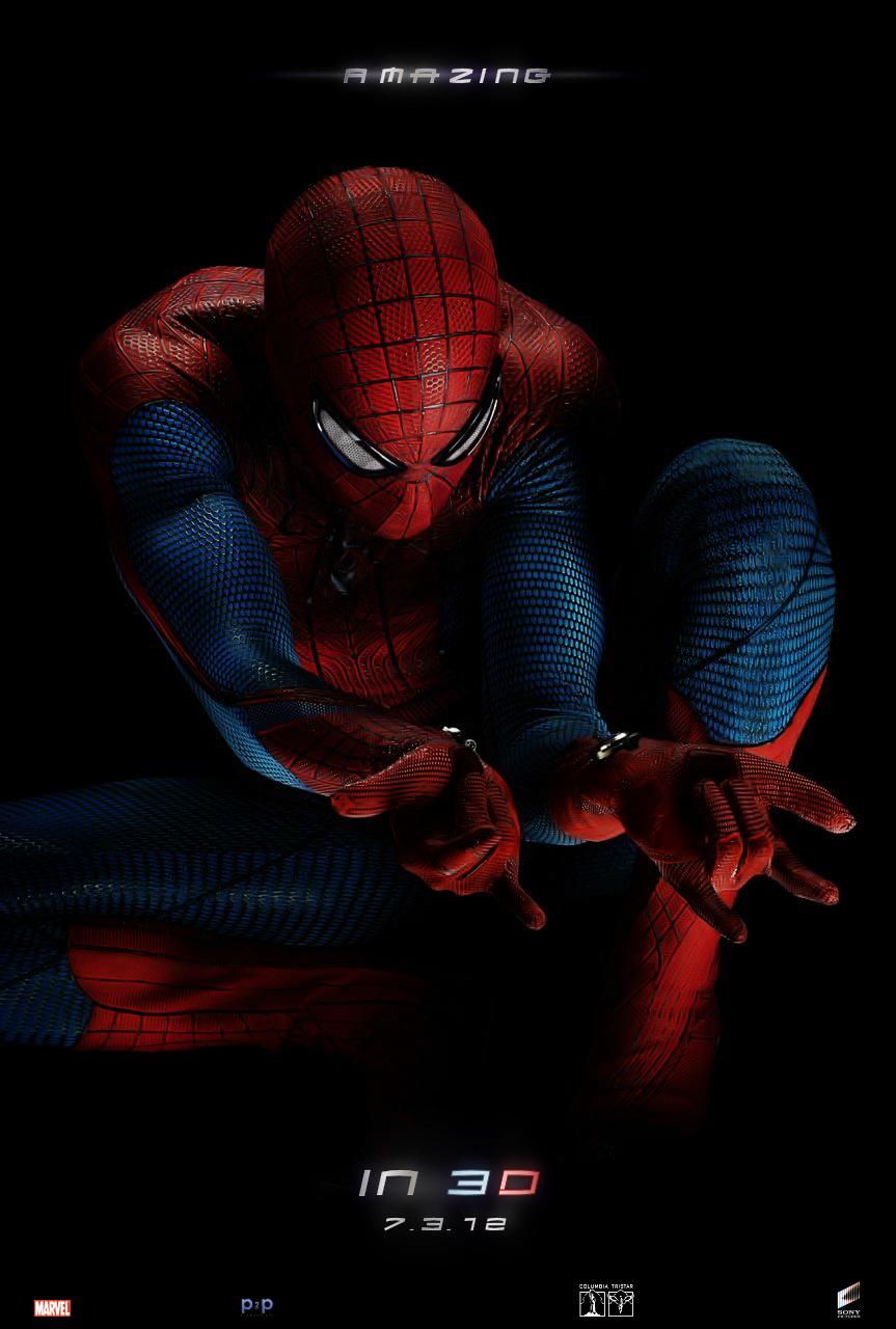 постер Новый Человек-паук,The Amazing Spider-Man