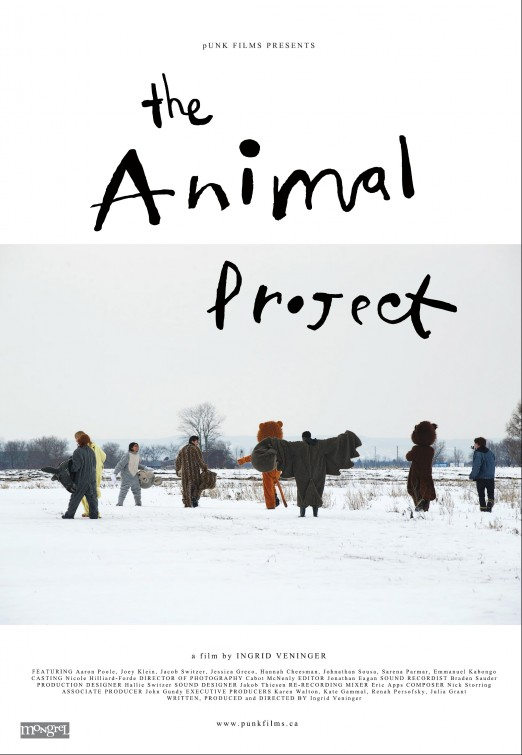 постер The Animal Project,The Animal Project