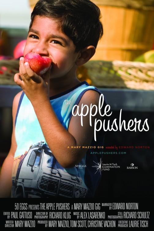 постер Продавцы яблок,The Apple Pushers