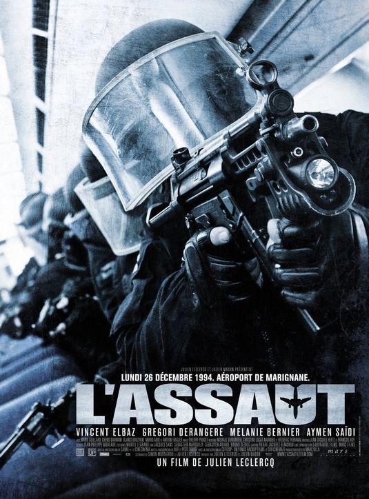 постер Штурм,The Assault/L'assaut