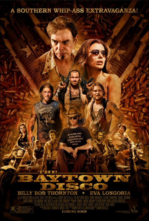 постер Бэйтаун вне закона,The Baytown Outlaws
