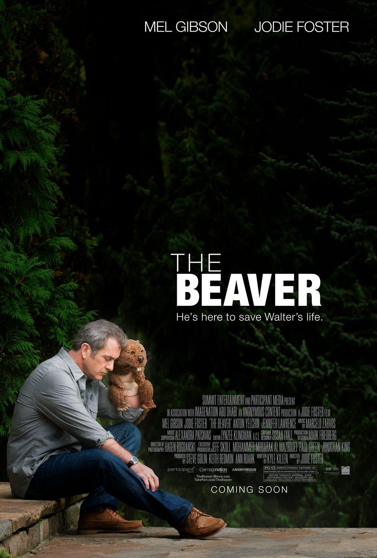 постер Бобер,The Beaver