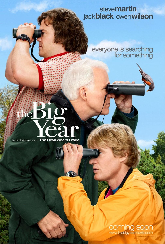 постер Большой год,The Big Year