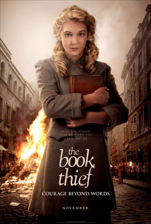 постер Воровка книг,The Book Thief