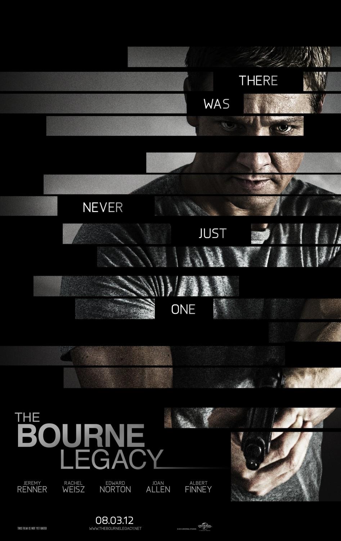 постер Эволюция Борна,The Bourne Legacy