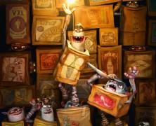 Семейка монстров (The Boxtrolls)