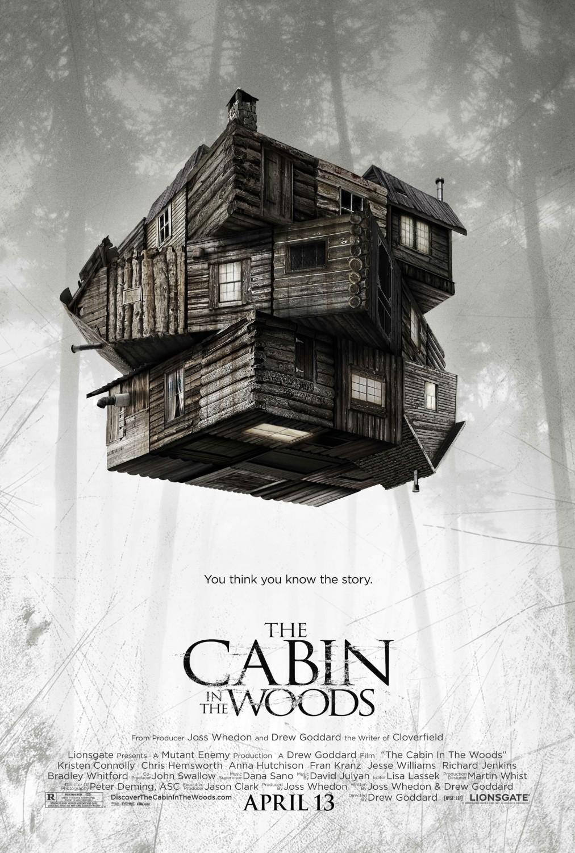 постер Хижина в лесу,The Cabin in the Woods