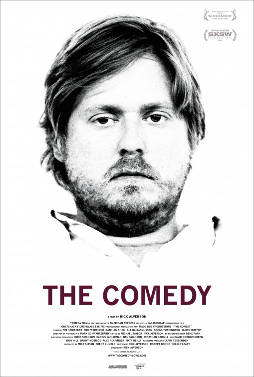 постер Комедия,The Comedy