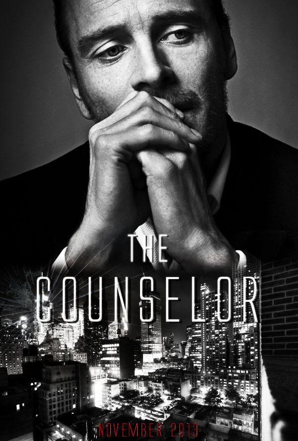 постер Советник,The Counselor